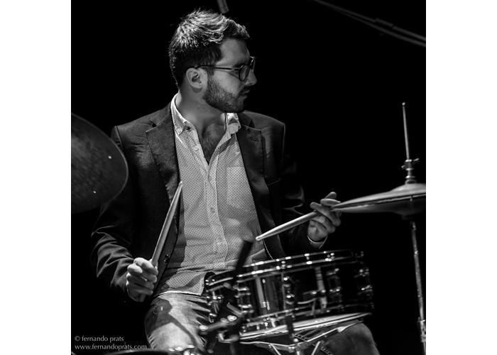 Jordi Pallarés - Batería