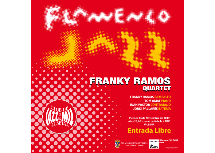 Franki Ramos Jazz-Flamenco Quartet